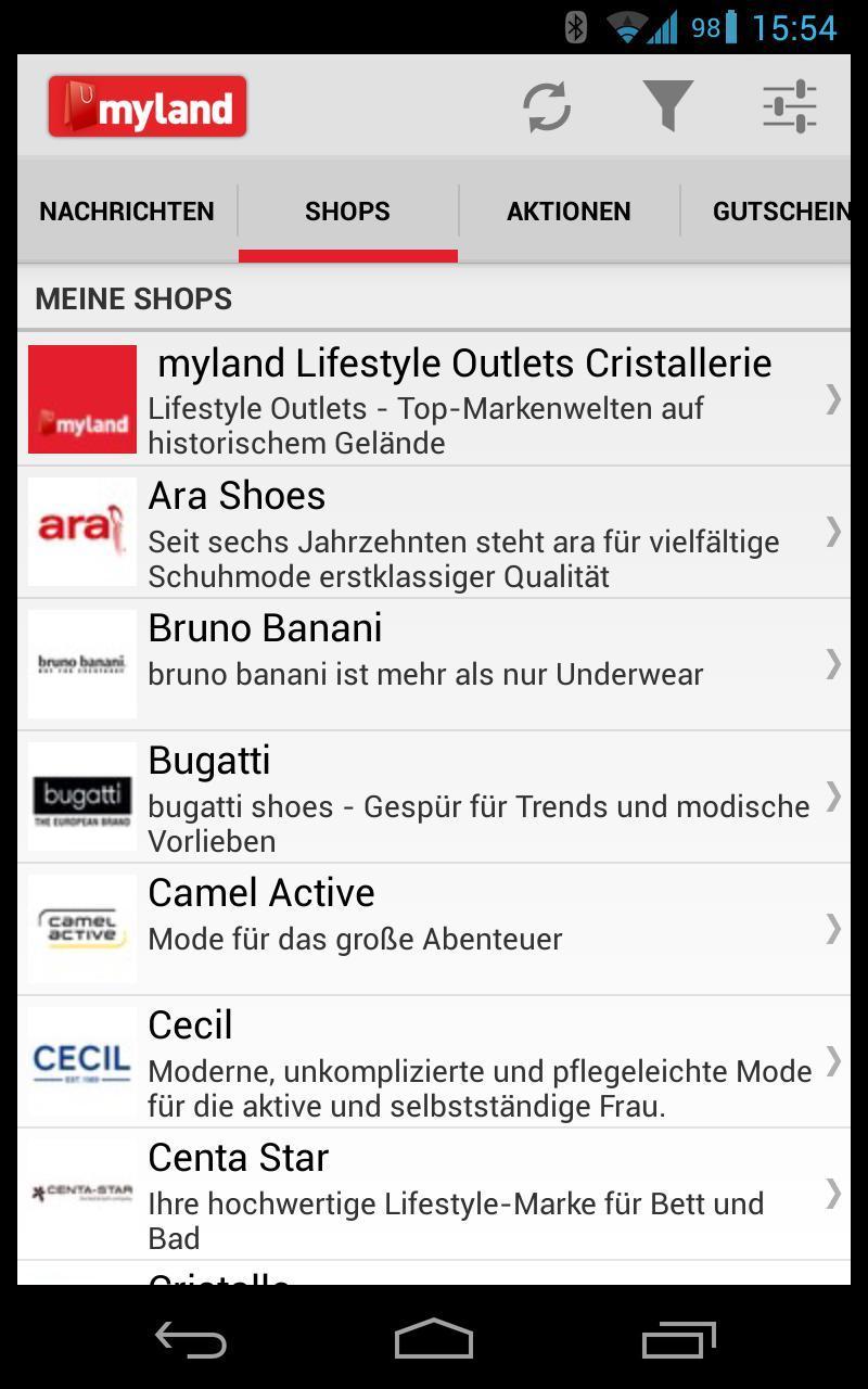 große Auswahl an Farben online große Auswahl an Designs Android için myland Outlet - APK'yı İndir