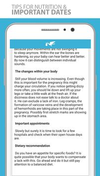 Pregnancy App - Stork screenshot 4