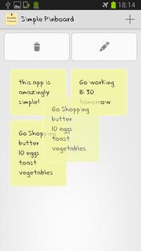 Simple Pinboard screenshot 1