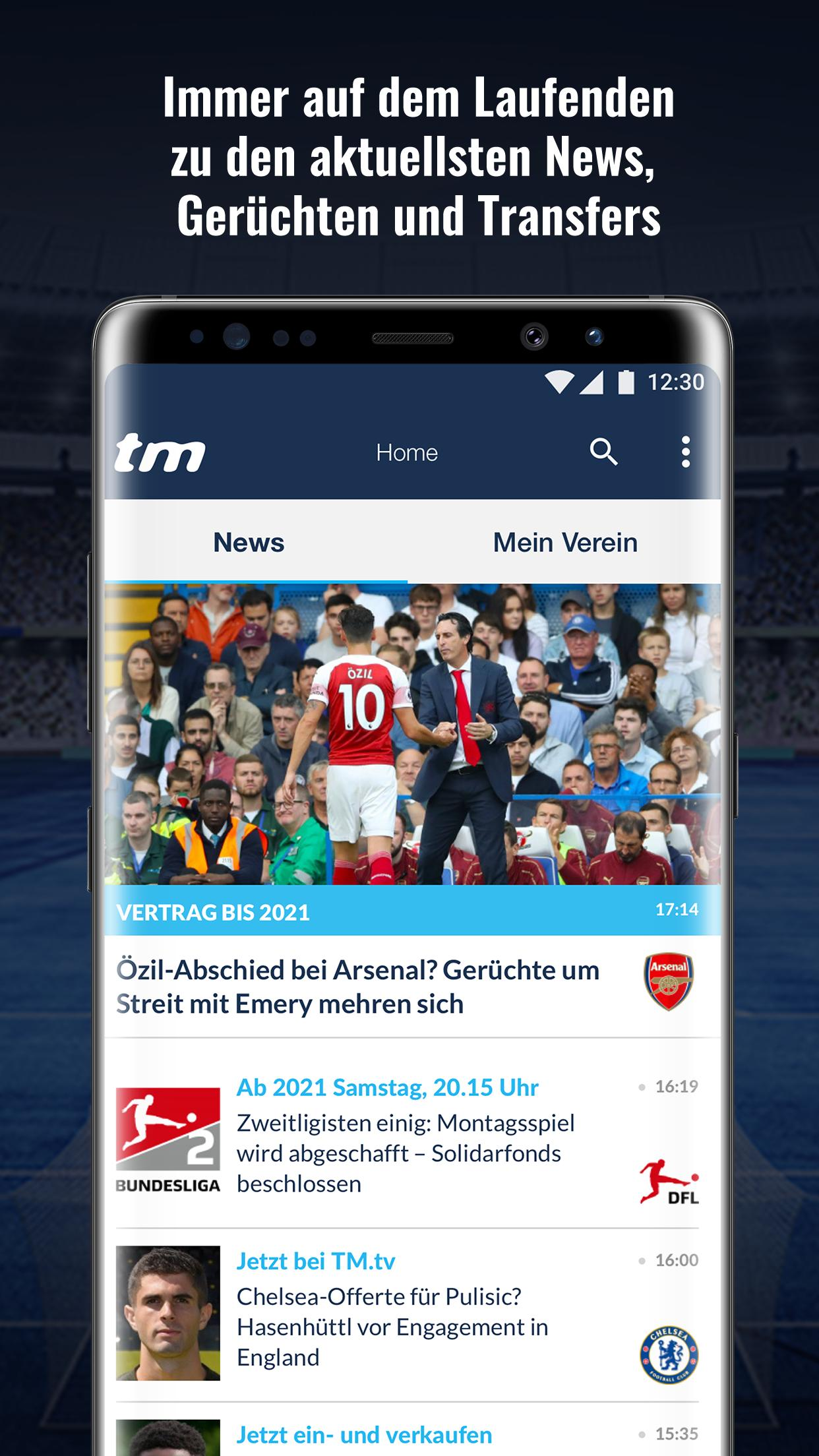 Transfermarkt for Android - APK Download