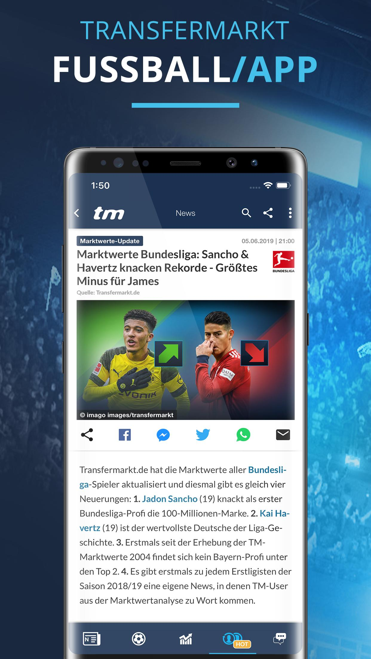 Transfermarkt For Android Apk Download