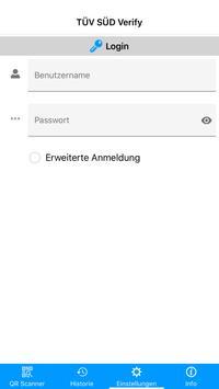 TÜV SÜD Verify screenshot 1