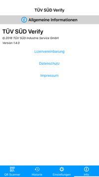 TÜV SÜD Verify screenshot 2