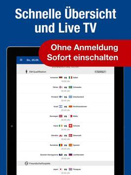 EM 2020 2021 Spielplan TV.de Screenshot 12