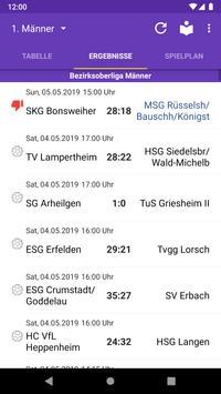 HSG Rüsselsheim Bauschheim Königstädten screenshot 1