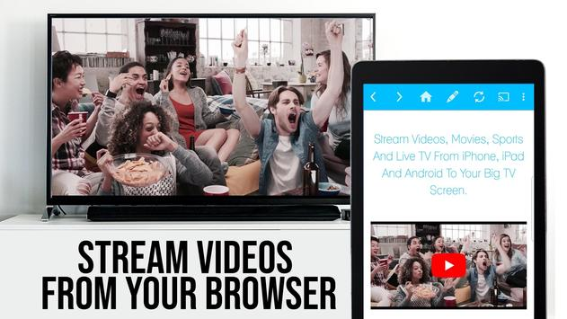 Video & TV Cast for Chromecast screenshot 4