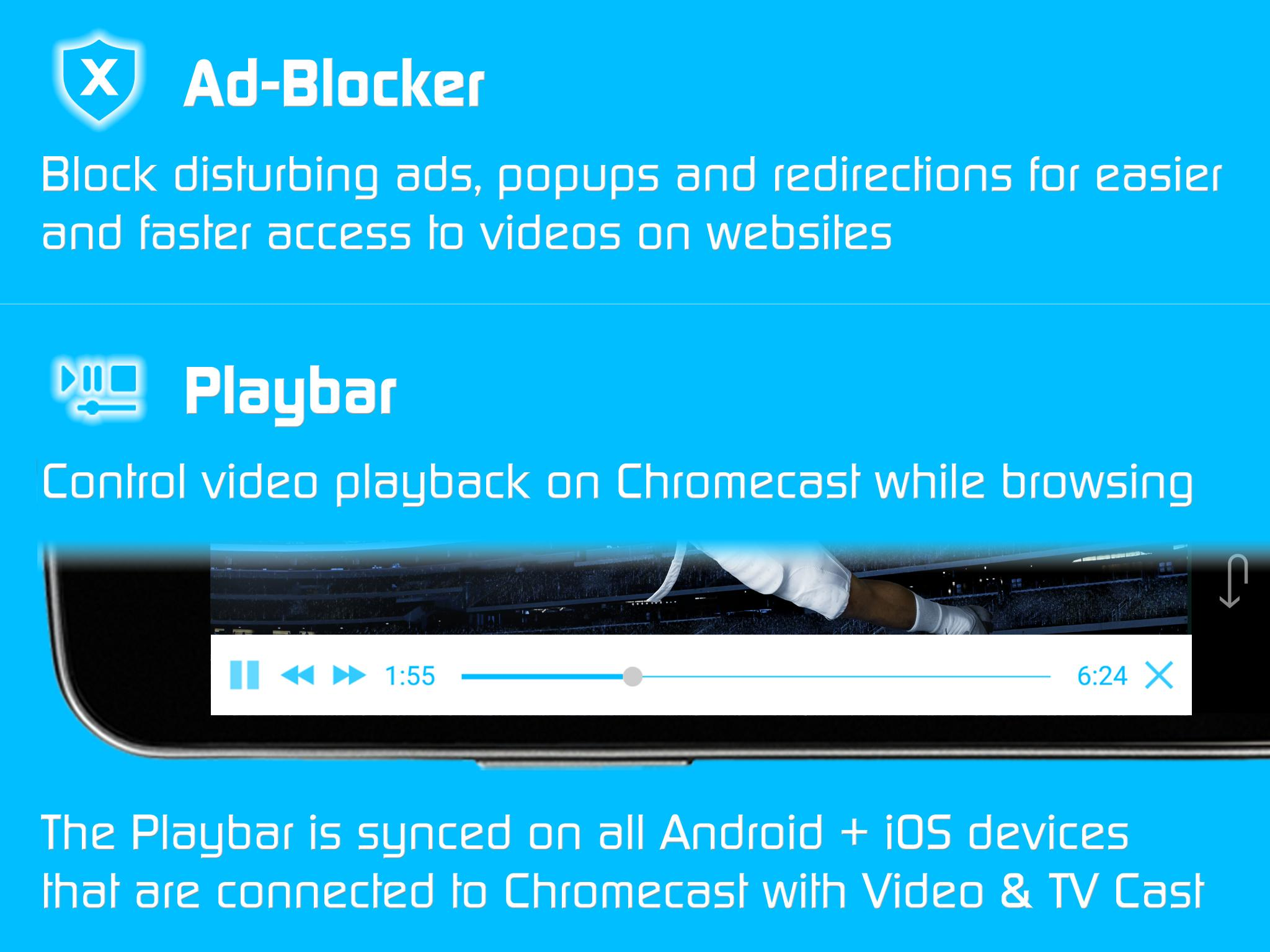 Video & TV Cast | Chromecast for Android - APK Download