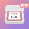 2in1 QR Code & PDF Scanner ícone