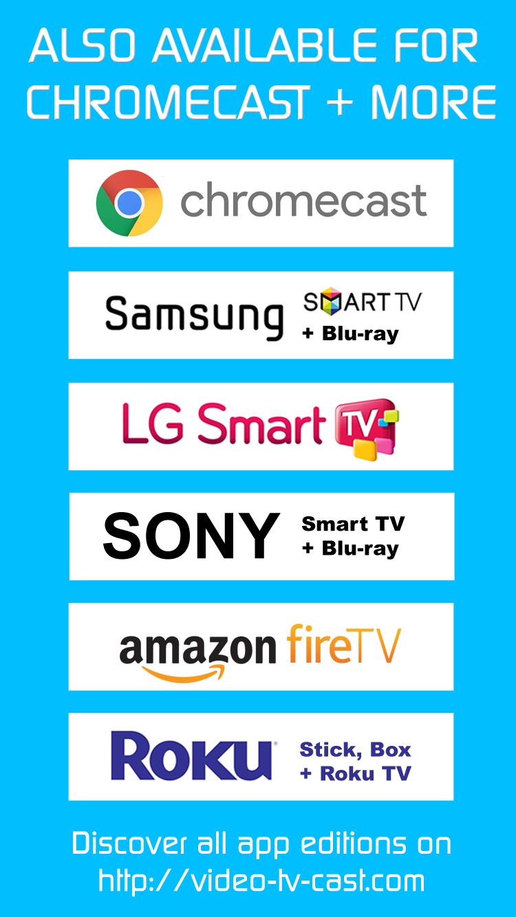 Video & TV Cast | Hisense & Sharp & TiVo & VEWD for Android - APK