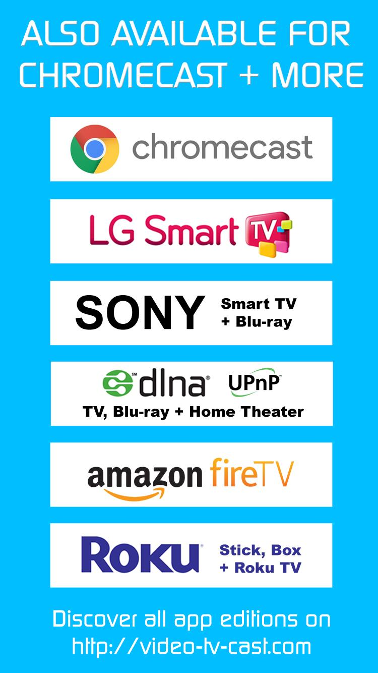 Video & TV Cast | Samsung TV - HD Movie Streaming for