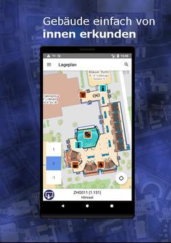 Lageplan screenshot 1
