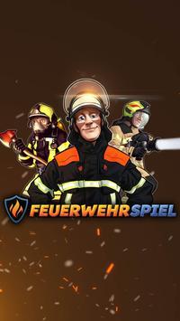 Feuerwehrspiel poster
