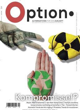 Option · epaper poster