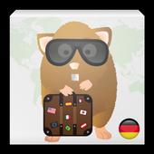 Urlaubshamster.de - Reisedeals icon