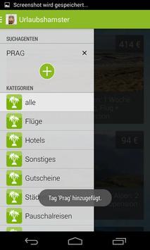 Urlaubshamster.de - Reisedeals screenshot 4