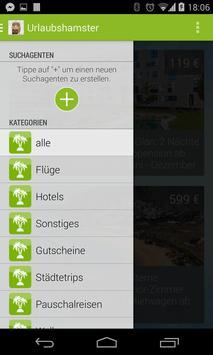 Urlaubshamster.de - Reisedeals screenshot 2