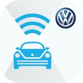 Volkswagen Connect 圖標