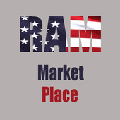 Ram Market Place icon