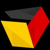 German Verbs: conjugation, translation, dictionary icon