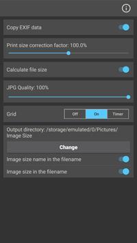 Image Size تصوير الشاشة 7