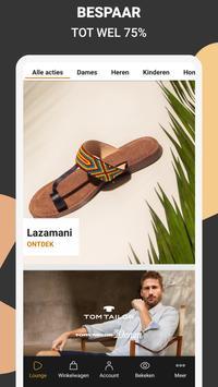 Zalando Lounge: Shopping club-poster