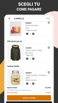 4 Schermata Zalando Privé - Shopping club moda e lifestyle