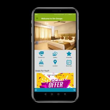 Om Group of Hotels-Gokarna, Karnataka screenshot 5