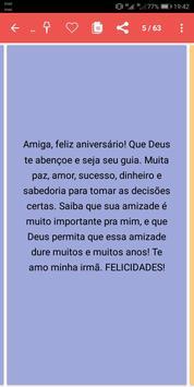 Mensagem De Aniversario screenshot 5