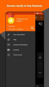 Livebox Remote ảnh chụp màn hình 6