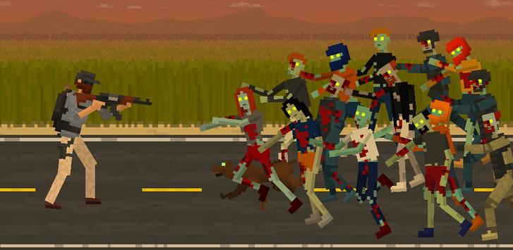 Zombie Shooting & Defense: They Are Coming постер