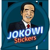 ikon Sticker Jokowi for WAStickerApps