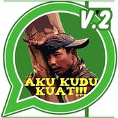 ikon Sticker Lucu untuk WAStickerApps