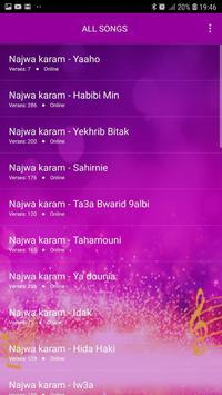 اغاني نجوى كرم 2019 بدون نتaghan najwa karam 2019 screenshot 2
