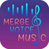 Merge Voice & Music icon