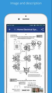 Home Electrical Wiring Diagram screenshot 2