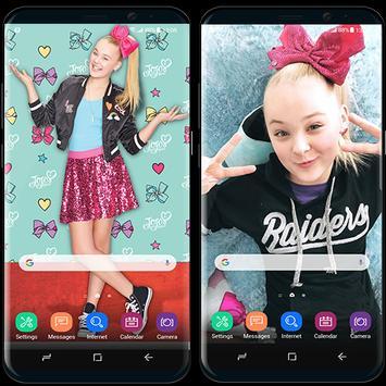Cute Jojo siwa wallpapers 2019 screenshot 1