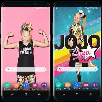 Cute Jojo siwa wallpapers 2019 screenshot 6