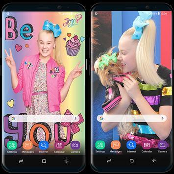Cute Jojo siwa wallpapers 2019 screenshot 8