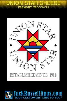 Union Star Cheese poster