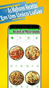 Como Fazer  Macarronada - Receitas screenshot 3