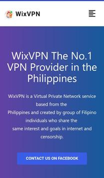 WixVPN screenshot 4