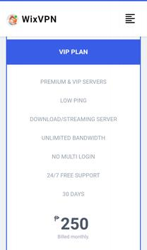 WixVPN screenshot 7