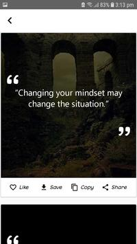 Inspirational Quotes And Status screenshot 1