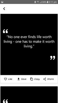 Inspirational Quotes And Status screenshot 3