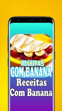 Receitas Com Banana Grátis screenshot 2