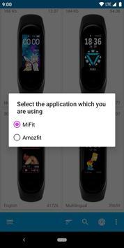 MiBand4 screenshot 6