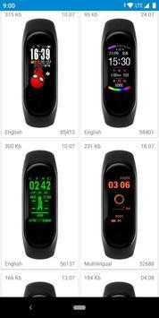 MiBand4 screenshot 1