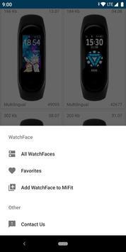 MiBand4 screenshot 3