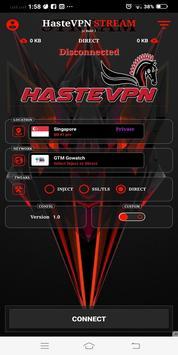 HasteVPN Stream poster