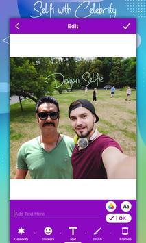 Selfie With Celebrity screenshot 2